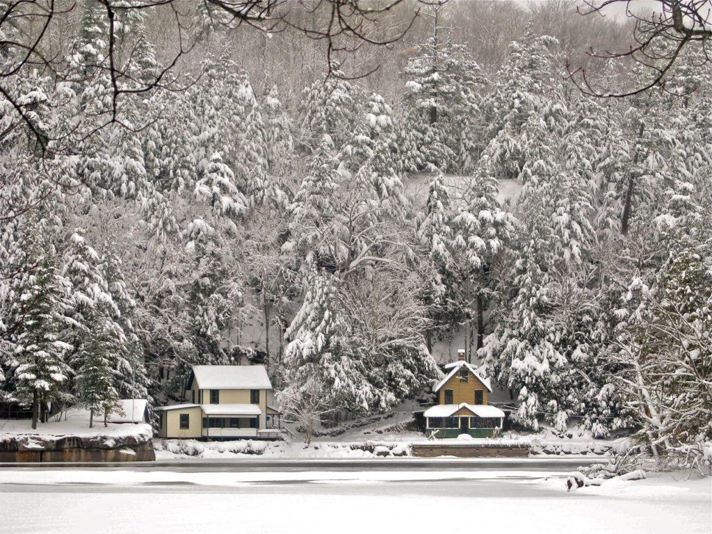 Winter setting in, Dennis MCdERMOTT